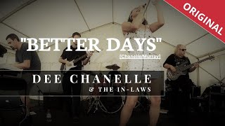 """BETTER DAYS"" [ORIGINAL] LIVE! at The Middlesex Food Festival by Dee Chanelle & The in-Laws"