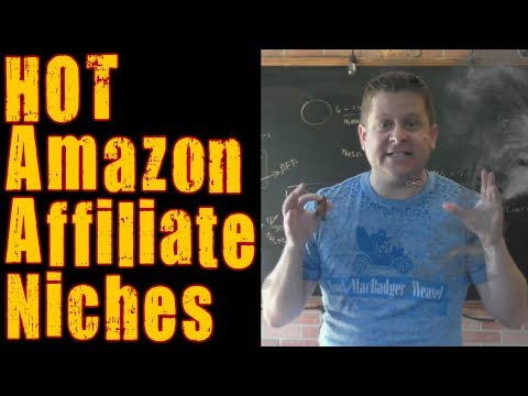 Find Hot Amazon Affiliate Niches In Seconds – For Affiliate Marketing