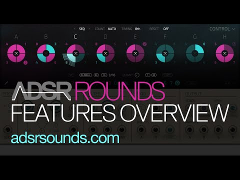 NI Rounds - Features Overview - Native Instruments Komplete 10