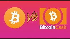 Clash of coins Bitcoin and Bitcoin Cash can't coexist in harmony