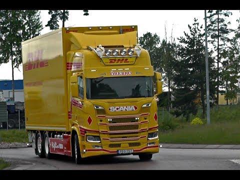 Truckstop Trophy Truck Meet 2017 - Örebro Sweden