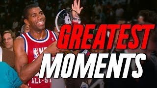5 of the Greatest Moments in NBA All-Star History