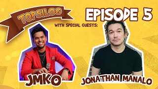 Topsilog Ep5 HIMIG 11TH EDITION SPECIAL with JONATHAN MANALO AND JMKO