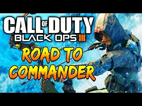 Call of Duty BLACK OPS 3 Road to Commander RTC Episode 1 Gam