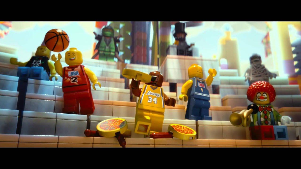 La LEGO película - Tráiler Teaser Oficial en español HD