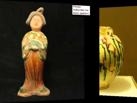 Vintage ancient chinese porcelain tang dynasty picture for What is considered antique