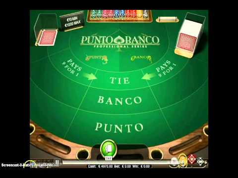How To Play Banco