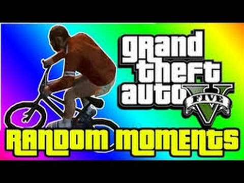 Gta 5 online funny-moments-trickshots are on point