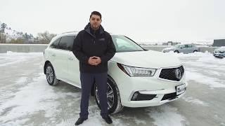 NEW 2018 Acura MDX Elite - Harmony Acura - Kelowna, BC