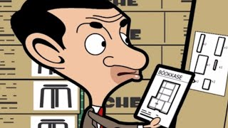 Bookcase | Funny Episode | Mr Bean Cartoon World