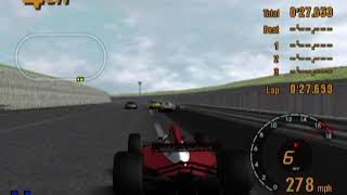 PS2 Gran Turismo 3 crash