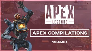APEX COMPILATIONS #1  - Good plays, funny moments and fails!