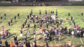 Whip Step - HUHS Homecoming 2011