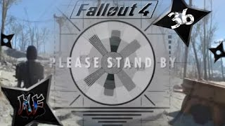 Fallout 4 Survival Mode West Everett Estates Let s Play Part 36 PS4 Gameplay