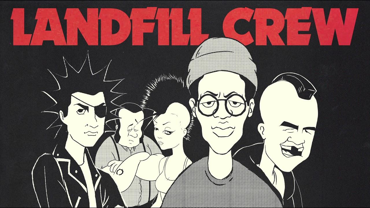 Landfill Crew - Youth Revolt