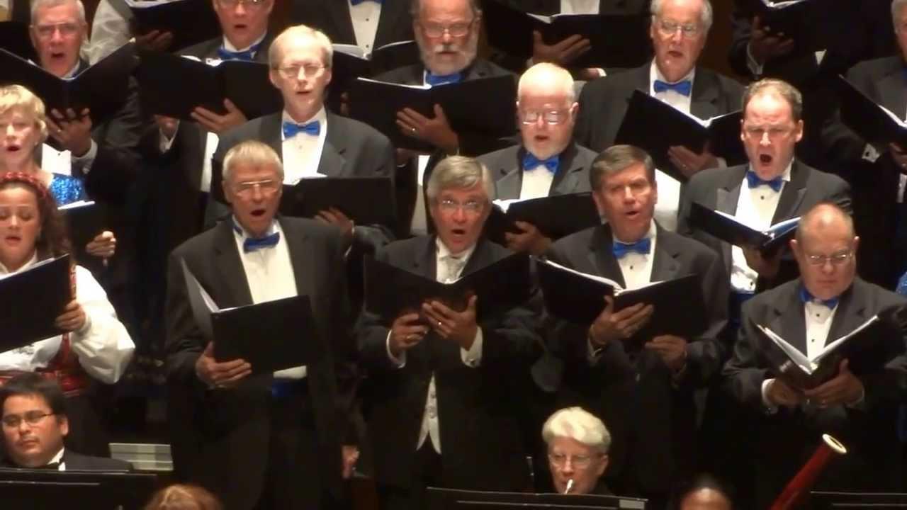 Symphonicity Chorus Virginia Beach