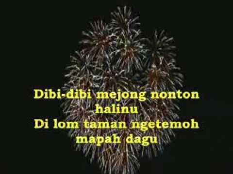 Lagu Lampung (Miwang di Jantung--Ida Ali)--A. Effendi Sanusi