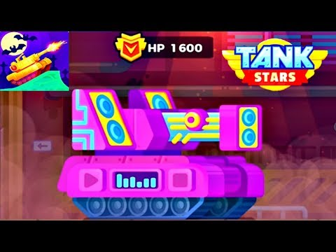 Tank Stars Update - New DUBSTEP Tank Unlocked | Music Booster | (iOS, Android)