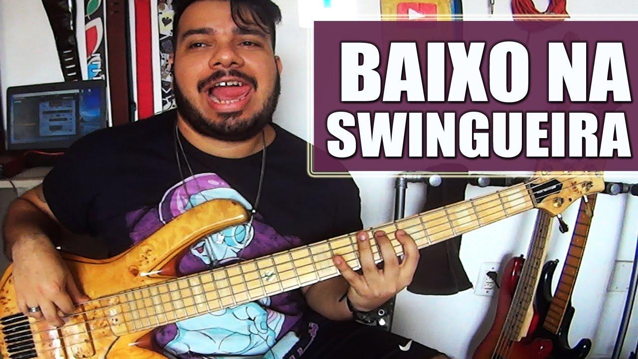 BAIXO NA SWINGUEIRA | PARANGOLÉ - OPEN BAR (BASS COVER)
