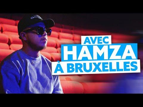 Une journée à Bruxelles avec Hamza