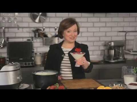 Как готовить йогурт в мультиварке bork