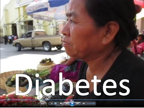Adormecimiento en piernas y brazos, Diabetes