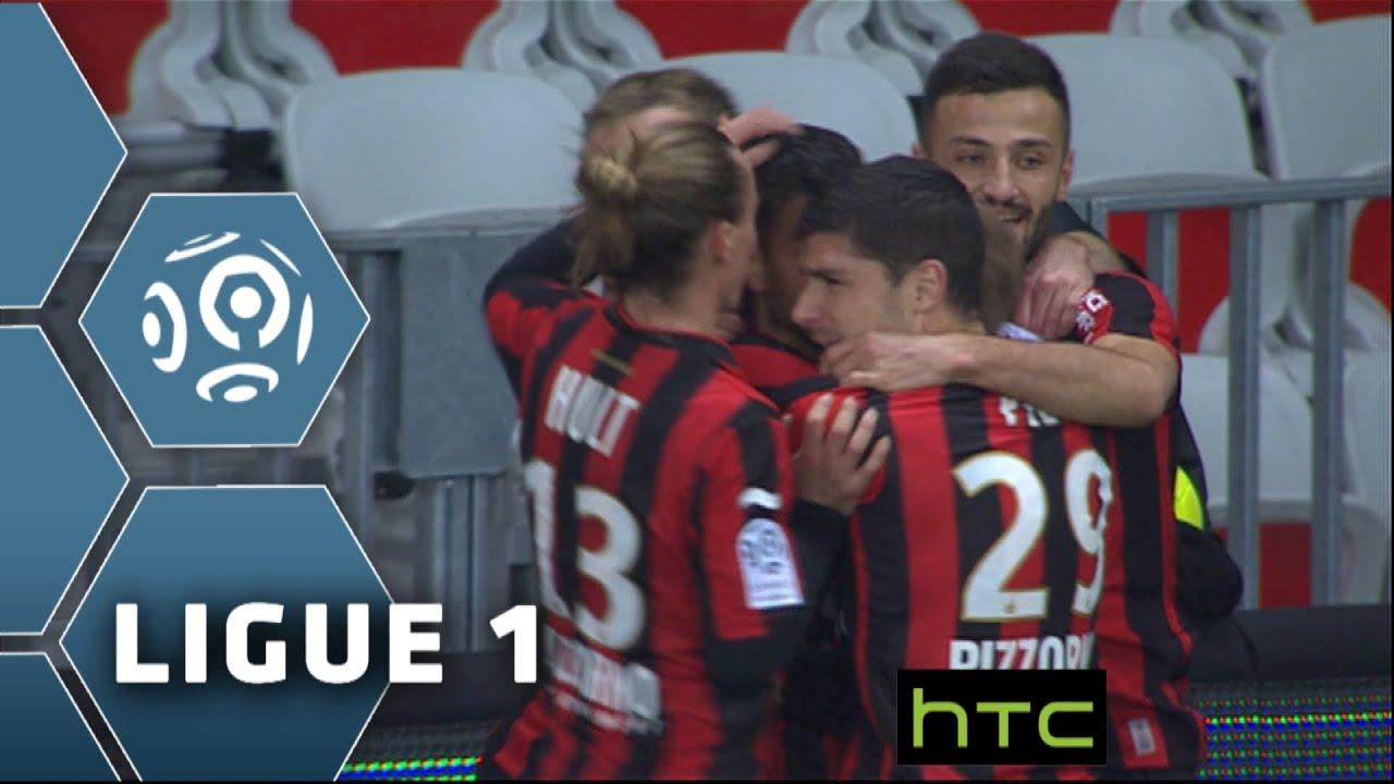 But Hatem BEN ARFA (84' pen) / OGC Nice - Angers SCO (2-1 ...
