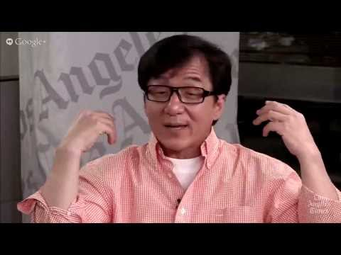 Jackie Chan: Martial arts master on his film 'Chinese Zodiac'
