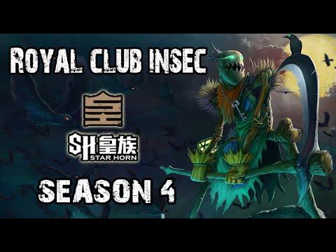 Royal Club InSec Fiddlesticks vs Kha'Zix Jungle Ranked Challenger Korea