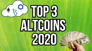 TOP 3 ALTCOINS OF 2020 - TECHNICAL ANAYLSIS