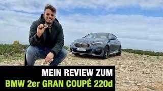 """2020 BMW 2er Gran Coupé 220d """"M Sport"""" (190 PS) Fahrbericht   FULL Review   Test-Drive   POV. 🌴 🏁"""