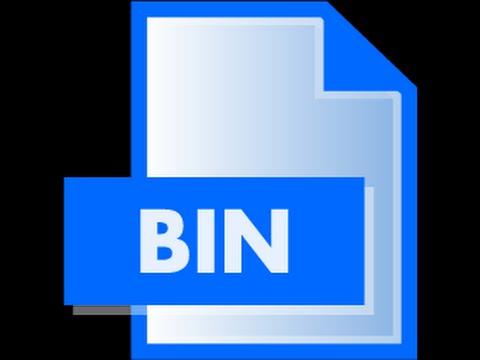 [TUT] How to Open / Mount a .Bin File