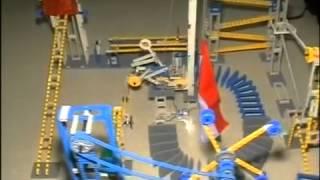 iKen Scientifica 2012 - 13 Round 3 Contraption Video by Team KA 6