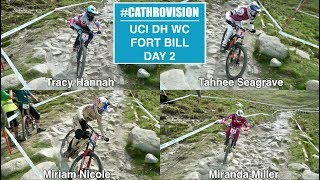 #CATHROVISION // 2018 Fort William World Cup Day 2 - Practice