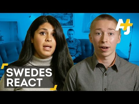 Young Swedes React To U.S. Democratic Presidential Debate