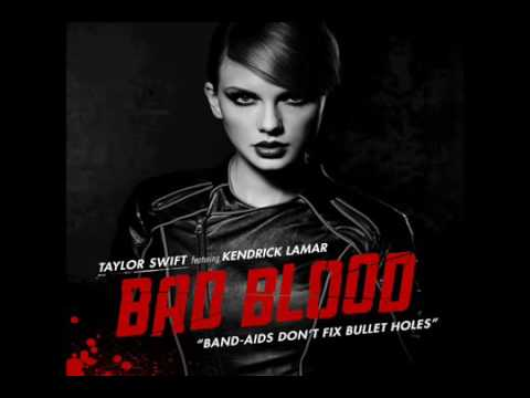 Taylor Swift ft Kendrick Lamar - Bad Blood (Instrumental)