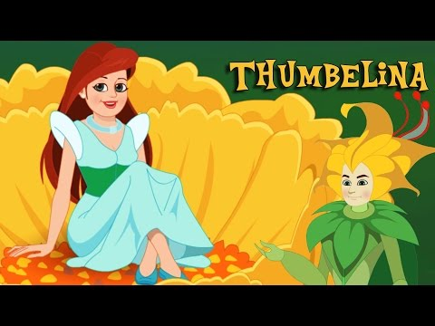 Thumbelina Full Movie   Princess Fairy Tales    Bedtime Stories