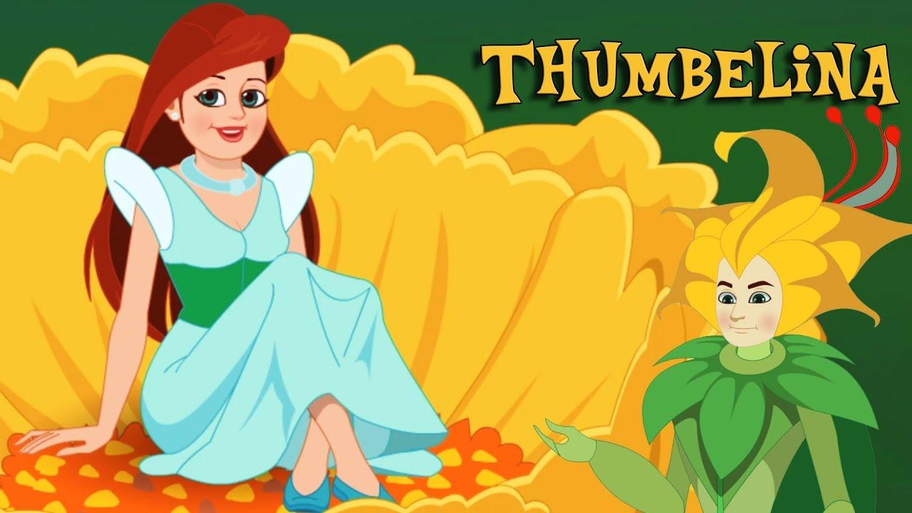 Thumbelina - video fairy tales