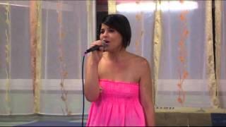 Karaoke Giada canta NON DIRGLI MAI di G. D'Alessio