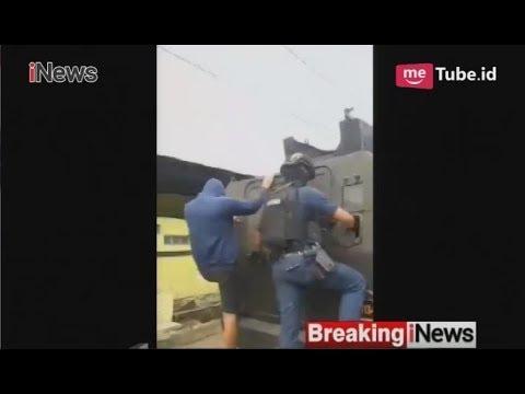 Penggerebekan Terduga Teroris di Tangerang Terjadi di 2 Wilayah - Breaking iNews 16/05