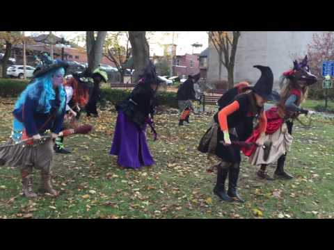 Terry O'Donnell Kiss 102.3 - Be Part Of The Albany Area's Biggest 'Witch Dance'