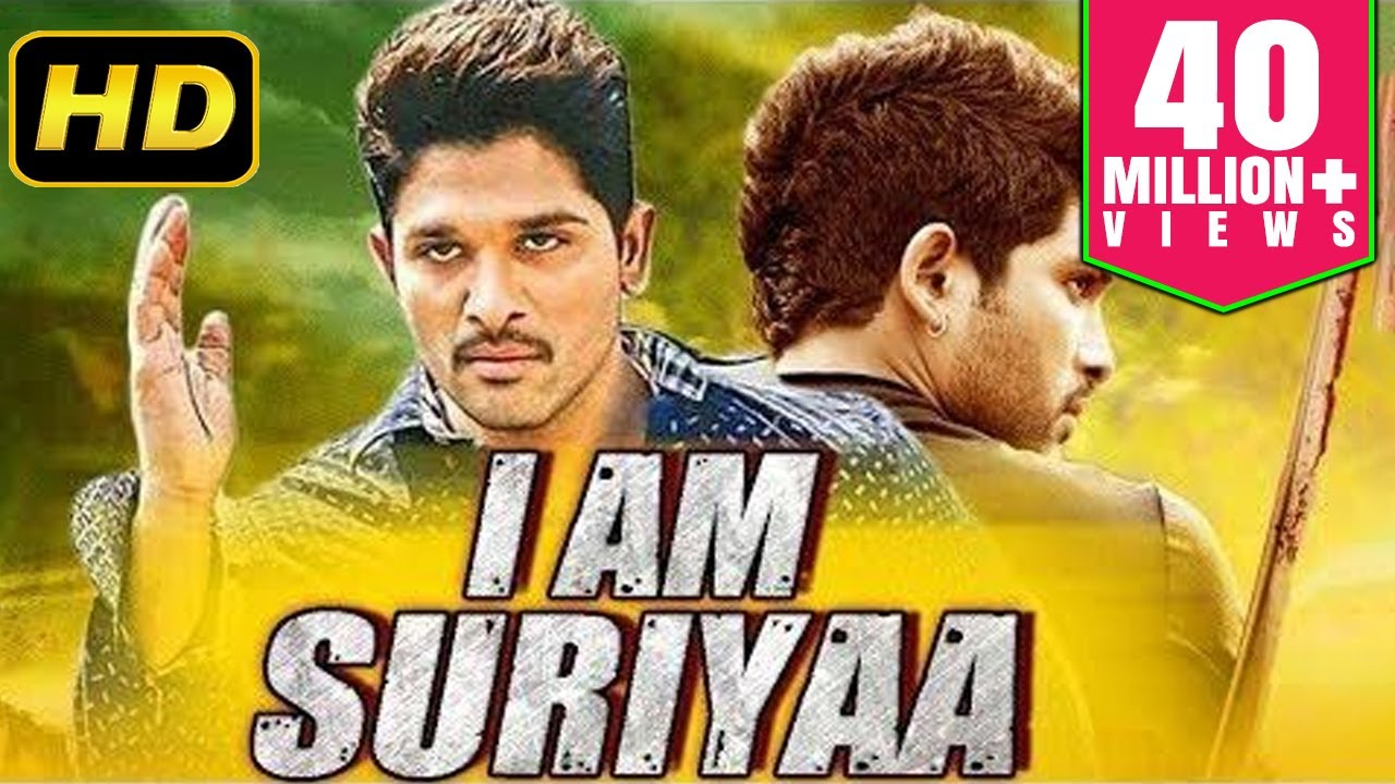 I Am Suriyaa (2018) Telugu Hindi Dubbed Movie | Allu Arjun, Shruti Haasan, Shaam, Prakash Raj