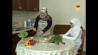 Ретро кухня - Запеченный сазан в духовке.