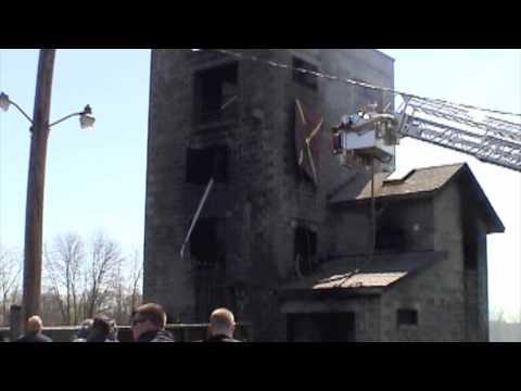 Wind Driven Live Fire Demo