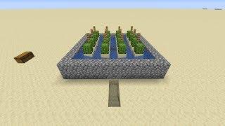 Automatic Bone Meal Farm | Minecraft 1.16