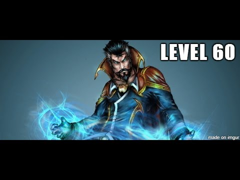 Marvel Heroes: Level 60 Doctor Strange Gameplay