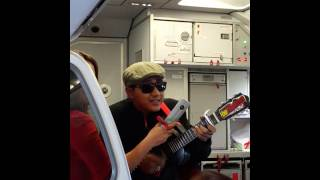 Video Attendant Airasia singing. Awesome download MP3, 3GP, MP4, WEBM, AVI, FLV Juni 2018