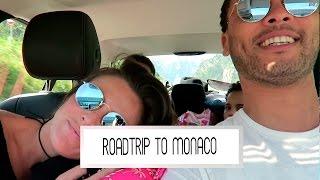 HEFTIGE ROADTRIP TO MONACO! | Laura Ponticorvo | VLOG #230