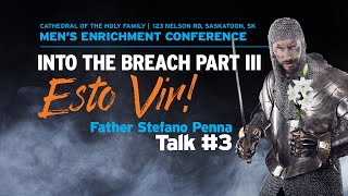 Father Penna rootedconference.ca 2021 - Talk #3