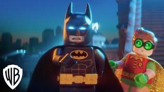 The LEGO Batman Movie | Batman's Lessons for Robin | Warner Bros. Entertainment